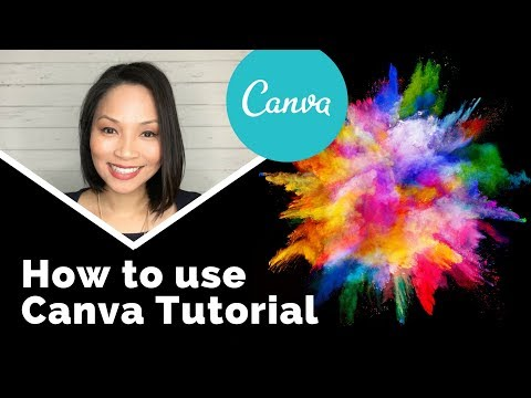 How to use Canva Tutorial | Canva Tutorial for beginners