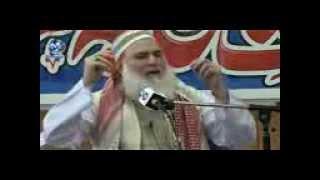 Azmate Sahaba conference -Maulana Rafiq Jame