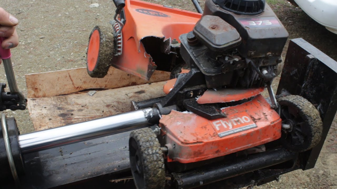 Lawnmower Won T Start Try This Simple Solution