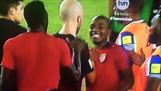 USA vs PANAMA 4-0 / CHRISTIAN PULISIC GOAL