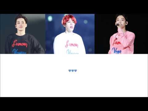 EXO As I Live Lyrics (ROM/HAN)