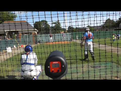 Jacob Cooper Baseball Highlights - RHP