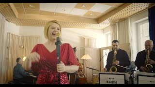 The Lady Is A Tramp (Ella Fitzgerald Cover) - Karin Bachner & The Pocket Big Band