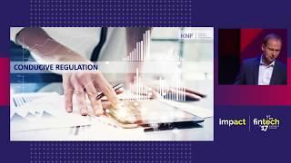 Impact fintech'17 : Marek Chrzanowski, KNF Polish Financial Supervision Authority