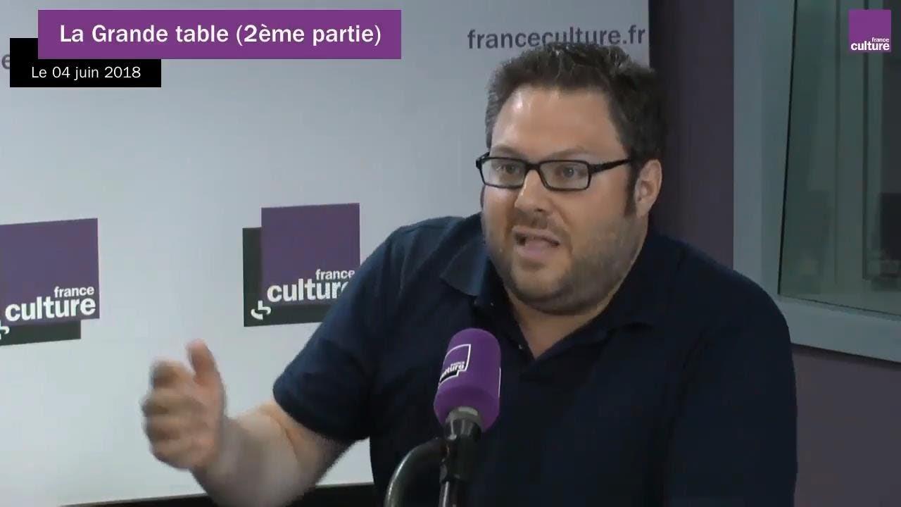 Mathieu Bock-Côté - Le conservatisme - La Grande table (extrait) - France  Culture