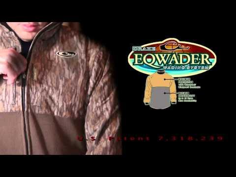 Drake Waterfowl Eqwader Technology