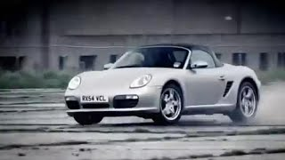 Porsche Boxster vs Army Challenge pt 1 - Top Gear - Series 6 - BBC