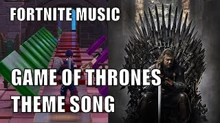 Game of Thrones Song | Fortnite Map CODE