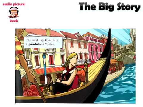 Learn English through picture book  The Big Story   Level 0 Subtitled