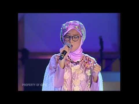 Opick ft Kimberly TVKI - Maha Melihat I Kampung Ramadan Eps.1 Karawang (3/12) GTV 2018