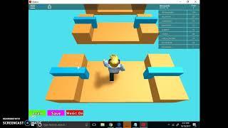 jouer plus facile obby dans ROBLOX