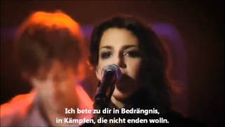 In der Wüste - Desert Song Hillsong in German (Deutsch)