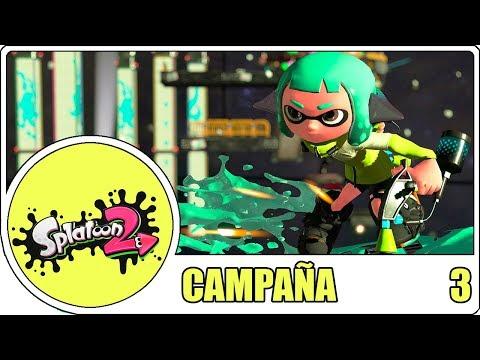 SPLATOON 2 Ep.3 (Campaña) | Colchoneta Time | Lady Boss