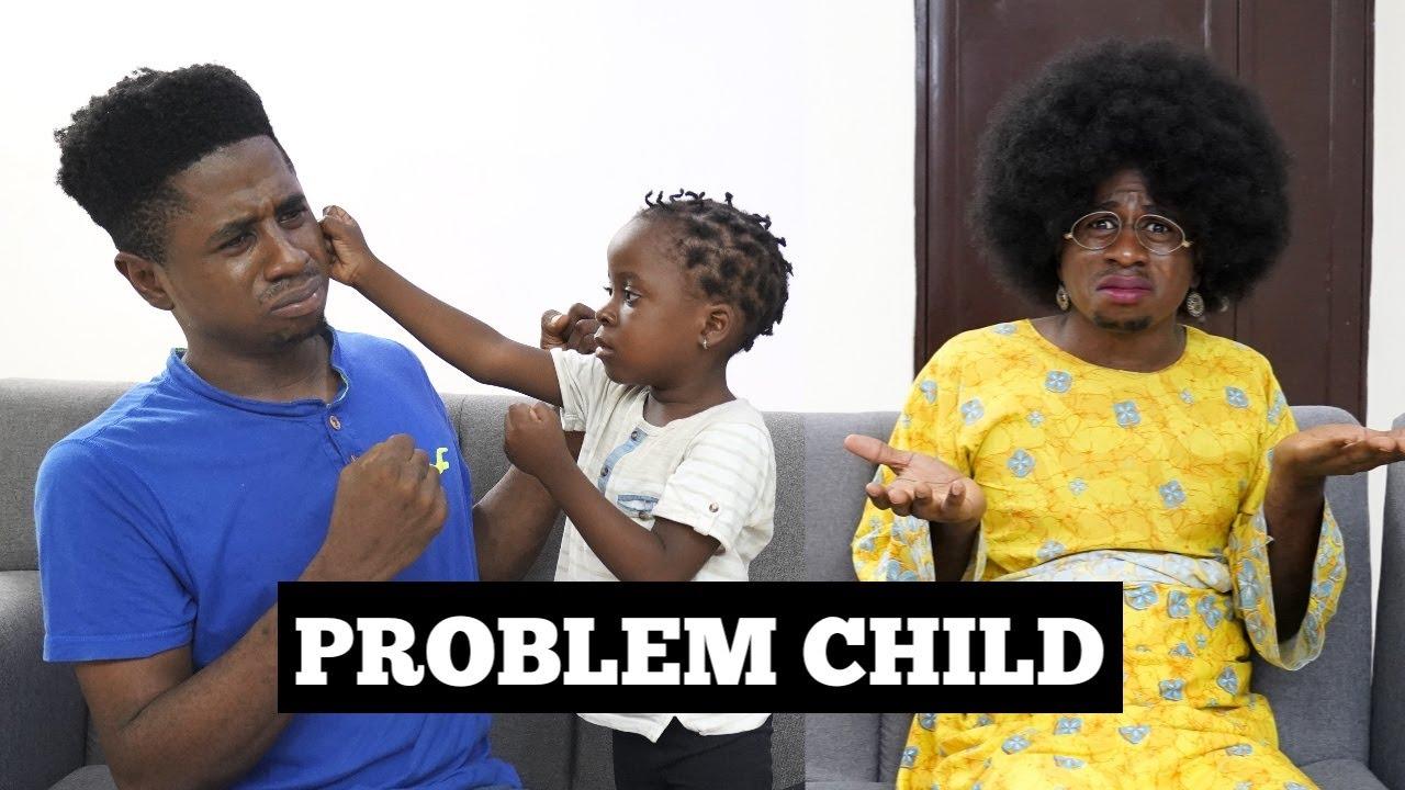 PROBLEM CHILD | AFRICAN HOME | Mc Shem Comedian