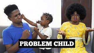 Download Mc Shem Comedian - PROBLEM CHILD   AFRICAN HOME   Mc Shem Comedian