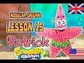 MODULAR ORIGAMI  LESSON №15  Patrick