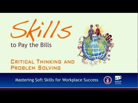 Is critical thinking a soft skill