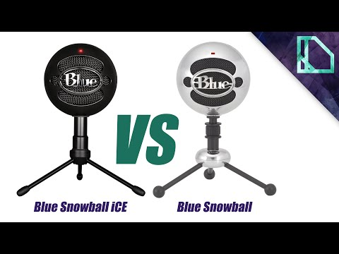 Blue Snowball ICE vs Snowball: Differences Explained