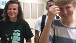 GSA First Day Vlog