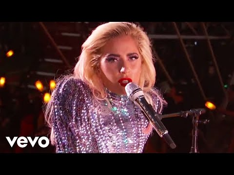 Lady Gaga - Million Reasons (Lady Gaga's Pepsi Zero Sugar Super Bowl LI Halftime Show)