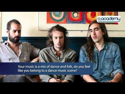 Crystal Fighters: Basque Influences