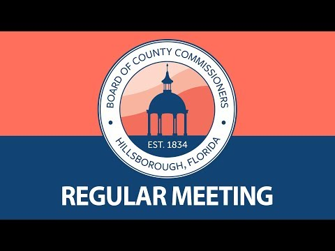 Board of County Commissioners: Regular Meeting - 02.20.19