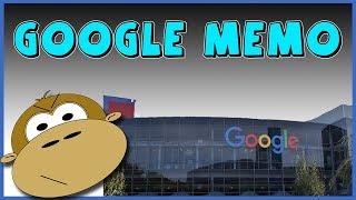 Google Gets Stupid Over Internal Memo 2017 Video