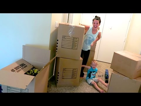 WE'RE PERMANENTLY MOVING!!