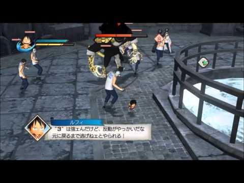ワンピース 海賊無双 - Main Log 第11話 「海賊」VS「CP9」