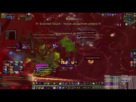 Dark Ritual vs Cenarius Mythic (Shadow Priest POV)