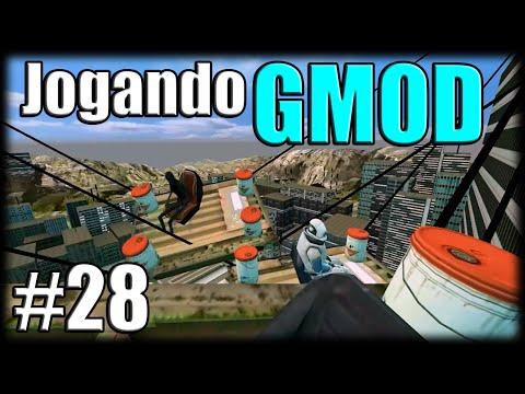 Jogando Garry's Mod - Ep 28