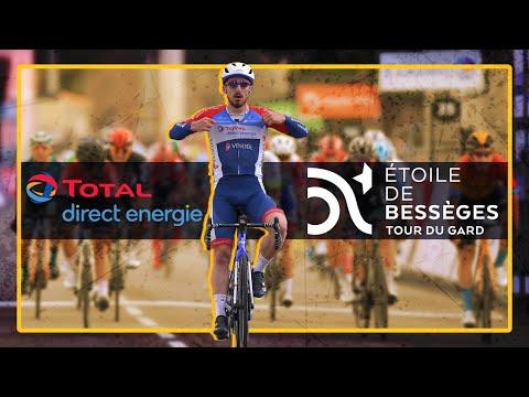 2021 Etoile de Bessèges || Total - Direct Energie || Pro Cycling Manager 2020 |