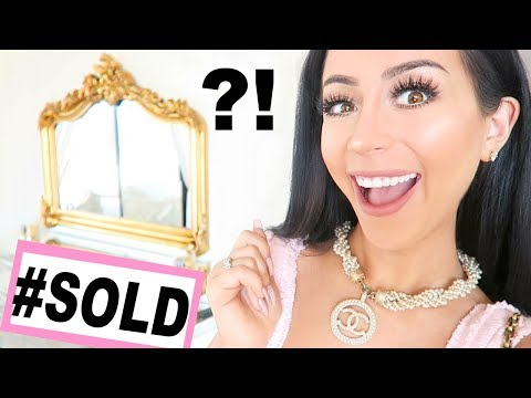 SHOPPING TO DECORATE MY NEW APARTMENT! (yes, still lol)