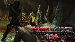 TOMB RAIDER [026] - Höhle der Menschenfresser ★ Let's Adventure Tomb Raider