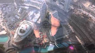 Burj Khalifa (At the Top) 125-th floor (Full HD)