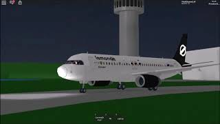 Roblox - LeMonde Airlines - A320