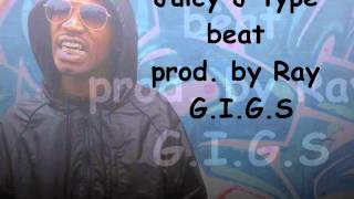 Download Juicy J type beat produced by Ray G.I.G.S MP3 song and Music Video