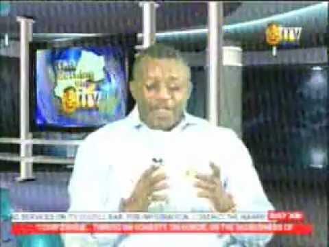Edo Diaspora, Dir. Dept of Public Affairs Edo Gov's Office in Medial Parley with ITV Part 3.