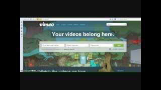 How To Add A Vimeo Video To Your Blog(http://www.thedailygrind2.com There are a lot video sites out there for uploading and sharing video, and if you have a blog, it's a good idea to add video to it., 2013-04-29T00:05:38.000Z)