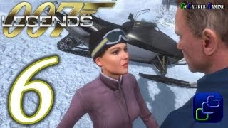 007 Legends Walkthrough - Part 6 - On Her Majesty's Secret Service: Alpine Valley - (no crashes)