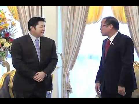 http://rtvm.gov.ph - Business Meeting with QAF Brunei SDN BHD (CO. LTD)