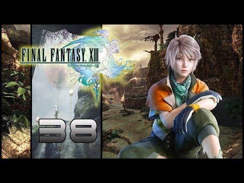 Guia Final Fantasy XIII (PS3) Parte 38 - El eidolon Alejandro