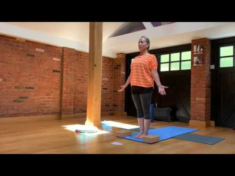 upper body strength sequence  yoga for beginners  dee