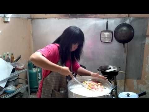 สาธิตการทำขนม Part 2