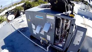 Spring Service Daikin A/C Unit - Part 3 - D&H AC Air Conditioning Repair Resimi