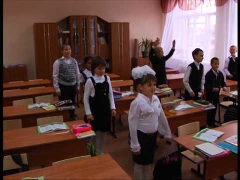 история  школы № 8 города Чапаевска