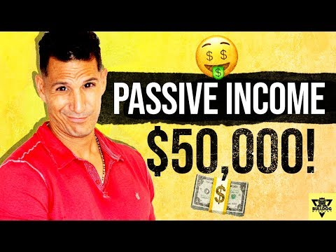 How I Make $50,000/mo Of PASSIVE INCOME 💵
