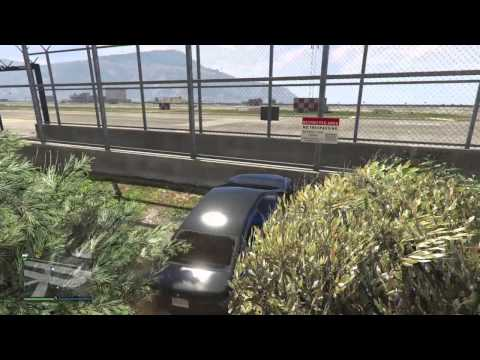 GTA 5 PS4 Police Chase Extreme Killing