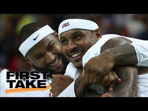 Stephen A. Declares Carmelo Anthony On Pelicans Would Be A