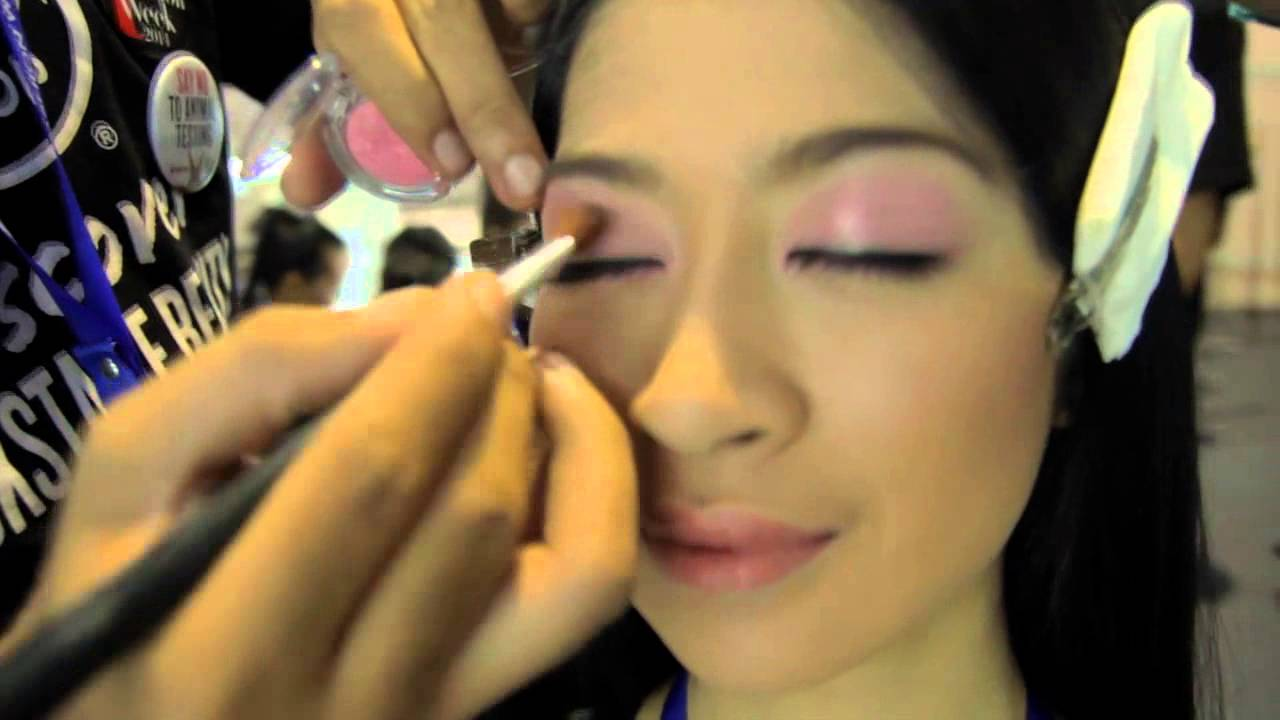 JFW DAY 1 MAKE UP TUTORIAL Youth Sweet Smokey YouTube
